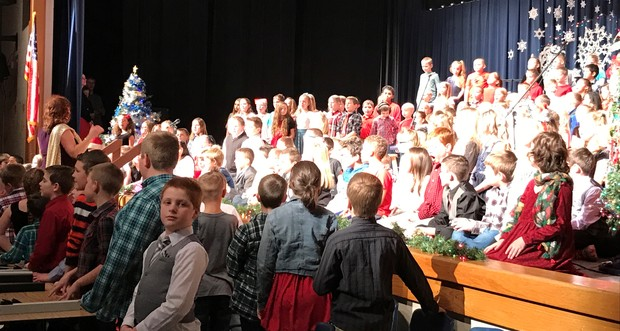 Elementary Winter Music Show